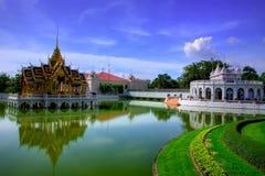 The Bang Pa-In Royal Palace Stock Photos