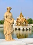 Bang Pa-In Royal Palace Royalty Free Stock Photos