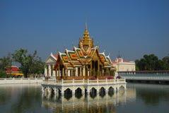 Bang Pa-In Royal Palace (Ayuthaya). Royalty Free Stock Photo