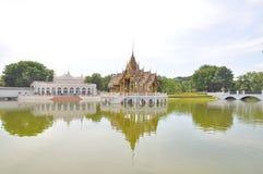 Bang Pa-In Royal Palace Stock Image
