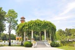 Bang Pa-In Royal Palace Royalty Free Stock Photo