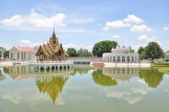 Bang Pa-In Royal Palace Stock Photo
