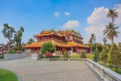Bang Pa-In Royal Palace - thailand Royalty Free Stock Image