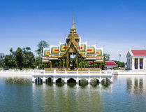 Bang Pa-In Royal Palace, Thailand Royalty Free Stock Images