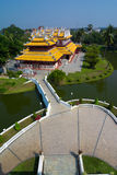 Bang Pa-In, Royal Palace, Thailand Royalty Free Stock Photos