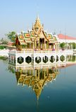 Bang Pa-In Summer Palace. Bang candi in kuil negeri pa palace summer thai thailand stock photos