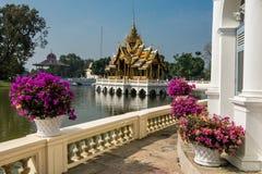 Bang Pa-In Summer Palace Stock Photo