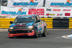 Bang Saen Speed Festival February 2012 Royalty Free Stock Photography