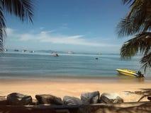 Bang Saray Beach Thailand Stock Image