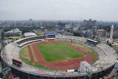 The Bangabandhu National Stadium in Dhaka.bangladesh. Stock Image
