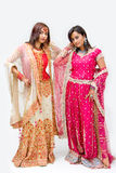 Bangali brides Stock Image