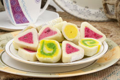 Bangali Peda Royalty Free Stock Photography