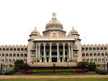 Bangalore. Vidhana Soudha, Bangalore, Karnataka, India Stock Photo