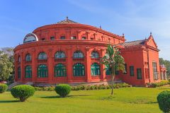 Bangalore India. Karnataka state library at Bangalore India royalty free stock image