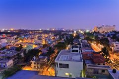 Bangalore, India stock photography