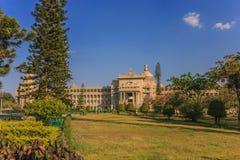 Vidhana Soudha - Bangalore - India Royalty Free Stock Images