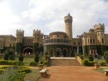 Bangalore, Karnataka India, Listopadu 23 2018 Bangalore pałac, - Panoramiczny widok fotografia stock