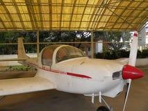 Bangalore, Karnataka India, Styczeń, - 1, 2009 Hansa samolot dla AB szkolenia Obrazy Royalty Free