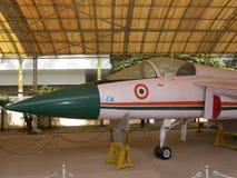 Bangalore, Karnataka, la India - 1 de enero de 2009 avión de combate ligero en HAL Aerospace Museum imagen de archivo libre de regalías