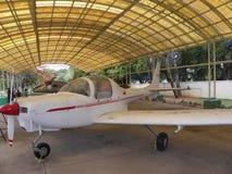 Bangalore, Karnataka, la India - 1 de enero de 2009 avión ligero de Hansa en HAL Aerospace Museum imagen de archivo libre de regalías