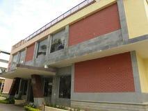 Bangalore, Karnataka, la India - 1 de enero de 2009 HAL Heritage Center y museo aeroespacial foto de archivo libre de regalías
