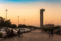 Bangalore Kempegowda Airport Royalty Free Stock Image