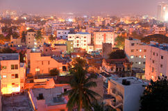 Bangalore miasta widok obrazy stock