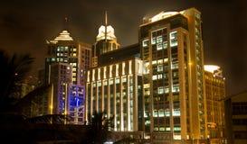 Bangalore nachts Lizenzfreies Stockbild