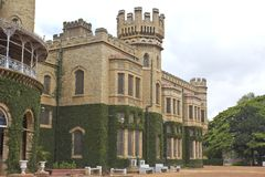 Bangalore palace Royalty Free Stock Photo