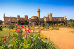 Bangalore palace and gardens Royalty Free Stock Photos