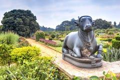 Bangalore Palace gardens, India Royalty Free Stock Images