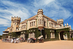 Bangalore Palace, India Royalty Free Stock Images