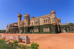 Bangalore Palace, India Royalty Free Stock Photo