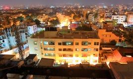Bangalore pejzaż miejski zdjęcia stock