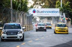 ?Bangasen o festival da velocidade de Tailândia Imagem de Stock