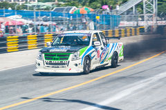 ?Bangasen o festival da velocidade de Tailândia Foto de Stock