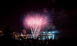 ?Bangasen o festival da velocidade de Tailândia Fotos de Stock