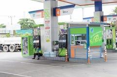 Bangchak petroleum station Royalty Free Stock Image