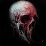 Banger 6 черепа Стоковое Изображение