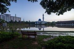 Bangi malaysia da mesquita de Uniten Fotos de Stock