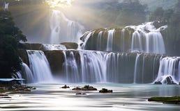 BanGioc-Wasserfall Stockfoto
