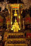 bangk Buddha szmaragd wśrodku kaeo phra świątyni wat Obraz Royalty Free