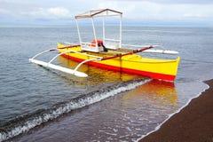 Bangka στο νησί, Φιλιππίνες Στοκ Εικόνες