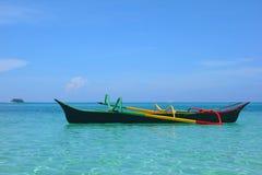 Bangka filipino foto de archivo libre de regalías