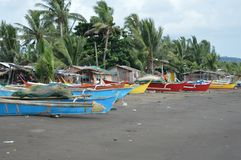 Bangka lub małej łódki naczynie obraz royalty free