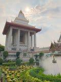 bangkok świątynia fotografia stock