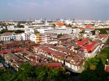 Bangkok 04 widok Zdjęcie Royalty Free