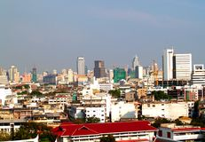 Bangkok 05 oko tego widok Zdjęcia Royalty Free