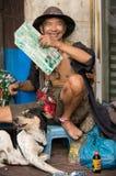 BANGKOK, - 10 DE FEBRERO: Año Nuevo chino 2013 - celebraciones adentro Fotos de archivo
