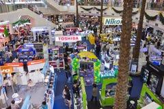 BANGKOK - 23 DÉCEMBRE : Enregistrements électroniques d'exposition. le 23 décembre 2012 je Photo libre de droits
